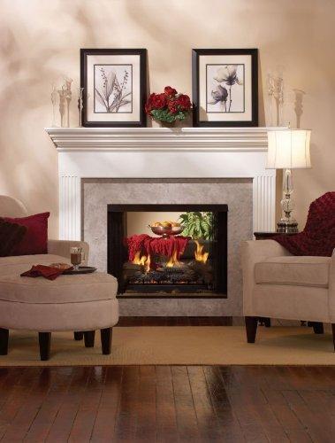 Premium 36 DV See-Through Fireplace DVP36SP32EN - Natural Gas - Tahoe Premium Direct Vent