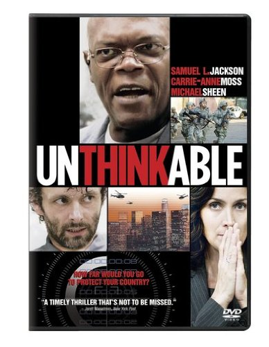 DVD : Unthinkable