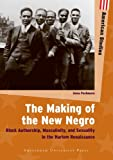 the making of the new negro black authorship masculinity and sexuality in the harlem renaissance amsterdam university press american studies