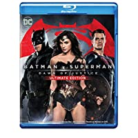 Batman v Superman: Dawn of Justice, última edición [Blu-ray]