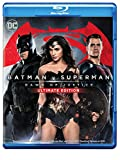 Batman v Superman: Dawn of Justice (Ultimate Edition Blu-ray + DVD + Digital HD UltraViolet Combo Pack)