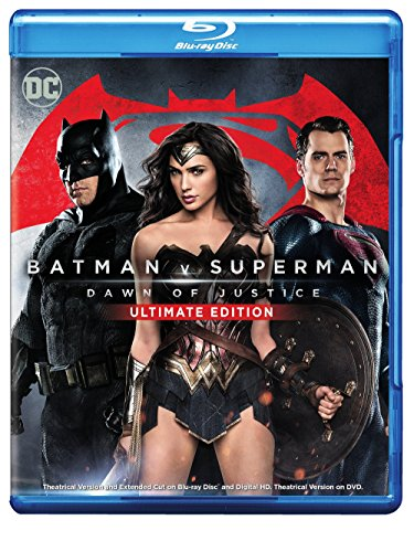 Batman v Superman: Dawn of Justice, Ultimate Edition (Dawn Justice)