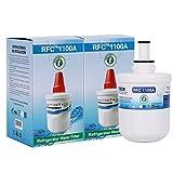 #7: OnePurify RFC1100A2PK Aqua-Pure Plus DA29-00003G Compatible Refrigerator Water Filter (2 Pack)