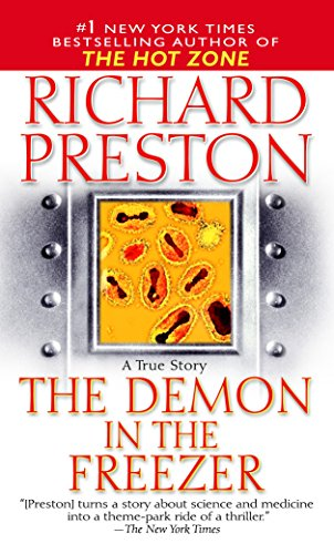 The Demon in the Freezer: A True Story cover