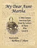 My Dear Aunt Martha, Barbara Shave, 1463748477