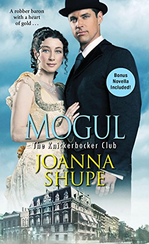 Mogul (The Knickerbocker Club Book 3)