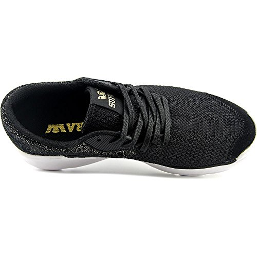 Gold Supra Womens white Mens Sneaker Black Noiz Womens Supra HqrHT