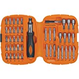 BLACK+DECKER 71-945-5 Drilling and Screwdriving Set, 50-Piece