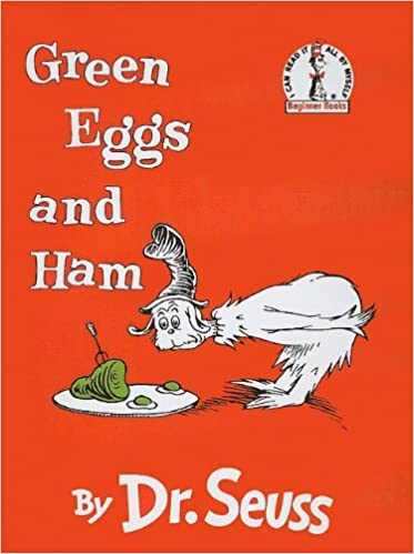 Amazon Green Eggs And Ham I Can Read It All By Myself Beginner Books Pb 9780756921279 Dr Seuss