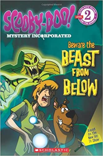 the scooby doo mysteries