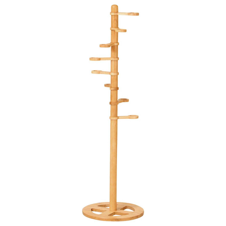 弘益 トット ハンガー ナチュラル TOT-69H(NA) B078H65162 130×42×17.5cm|タイプ:ハンガー  130×42×17.5cm