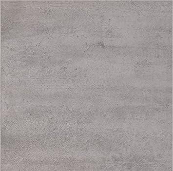 Fliesenmax Feinsteinzeug Bodenfliese Bitumen Grau 59 2x59 2cm