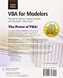 VBA for Modelers: Developing Decision Support Systems (with Microsoft Office Excel Printed Access Card)