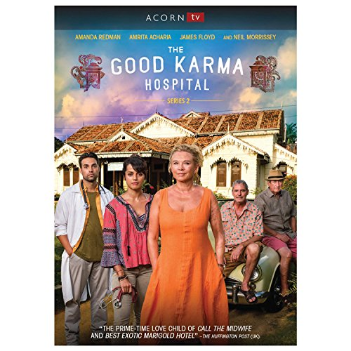The Good Karma Hospital: Series (Hospital Series)
