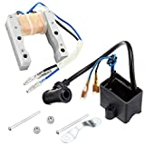 60cc bike engine - Yingshop CDI Ignition Coil Magneto Stator Coil Kit Fit For 49cc 50cc 60cc 66cc 80cc 2-Stroke Engine Motor Motorized Bicycle Bike