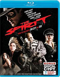 NEW Macht/mendes/johansson/jackson - Spirit (Blu-ray)