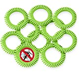 Finita Pesto Mosquito Repellent Bracelet by Pack of