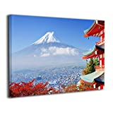 Best Fuji Acrylic Paints - Hd8yehao Mount Fuji Japan Highest Mountain Beautiful Cityscape Review