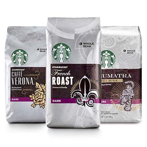 Starbucks Dark Roast Whole