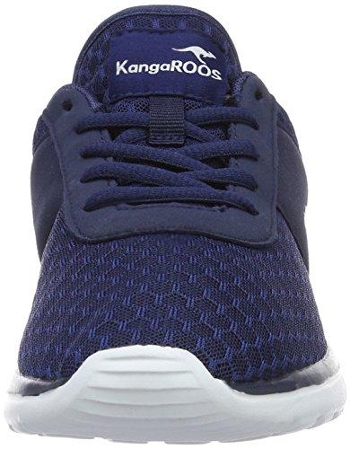 Kangaroos Zapatillas Navy Azul Dk Mujer Bumpy PBPqw0p