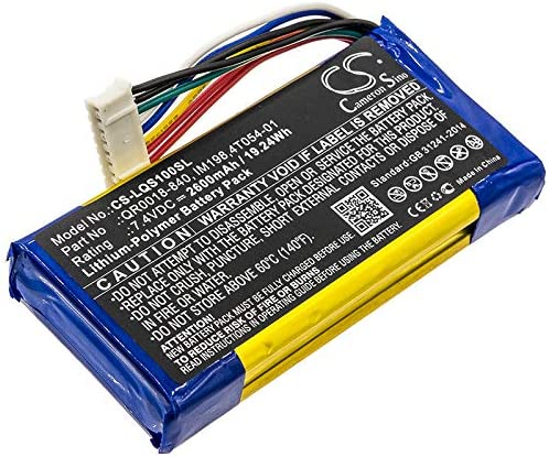 Replacement Battery for Qolsys IQ Panel