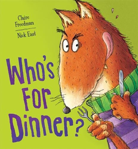 Who's for Dinner? ebook