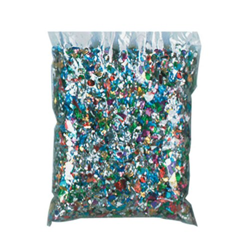 Beistle 88001K Bulk Sparkle Confetti, 45-Pound of Confetti Per Package by Beistle