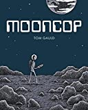"""Mooncop"" av Tom Gauld"