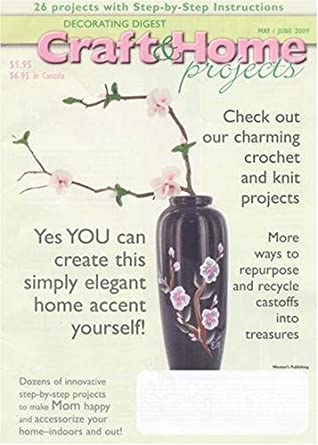 Exceptionnel Decorating Digest Craft Home Projects Magazine