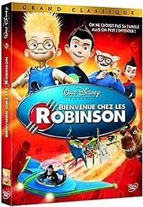 """Afficher """"Bienvenue chez les Robinson"""""""