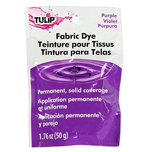 (Tulip Permanent Fabric Dye- Purple)