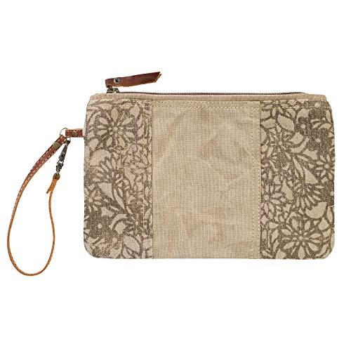 Floral Clutch Wristlet Bag...