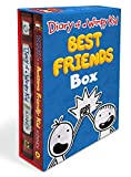 Book cover from Diary of a Wimpy Kid: Best Friends Box (Diary of a Wimpy Kid Book 1 and Diary of an Awesome Friendly Kid) by Jeff Kinney