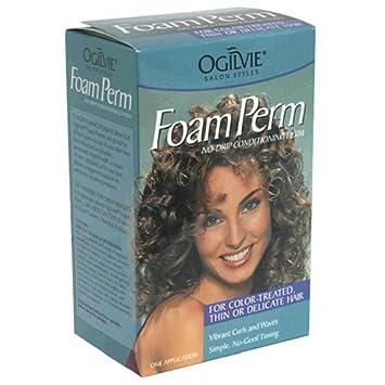 Ogilvie foam home permanents pictures