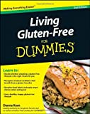 Living Gluten-Free for Dummies, Danna Korn, 0470585897