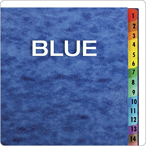 Pendaflex Expanding Desk File, Daily (1–31), Letter Size, Blue, Each (11013) by Pendaflex (Image #6)