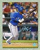 Jose Reyes Signed Photo - Batting 8x10 - Autographed MLB Photos