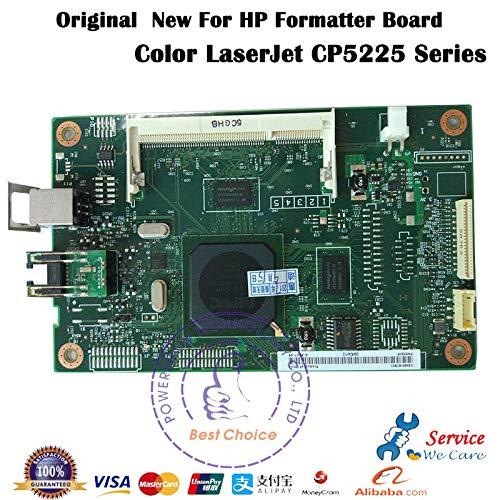 Yoton Original New Formatter Board Main PC Board Logic CE490-60001 CE490-67901 For HP CP5225 HP5225 Serise by Yoton (Image #4)
