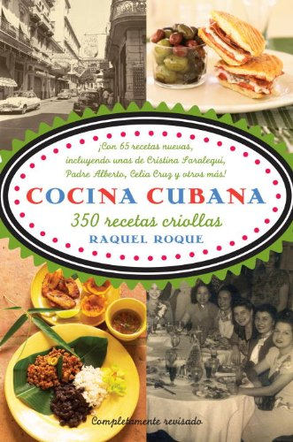 Cocina Cubana (Spanish Edition) by [Roque, Raquel Rabade]