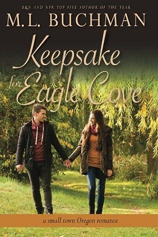 book cover of Keepsake for Eagle Cove