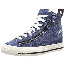 Diesel Women's Magnete Expo-Zip W – Shoes Sneaker