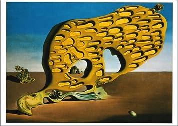 """5 de la tarjeta de paquete: de Salvador Dalí el Misterio begierde """""""