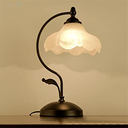 Amazon.com: Retro Desk Lamp American Traditional Style ...