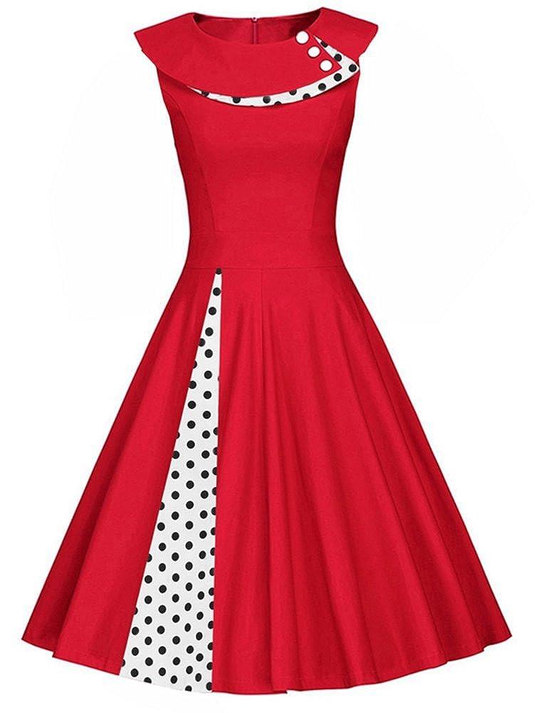 8904d39de5dc8 YOGLY Vintage Retro 1950 s Audrey Hepburn pin-up Robe de Soirée Cocktail  Demoiselle d