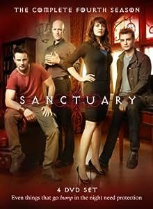 Sanctuary: The Complete Fourth Season (Bilingual)