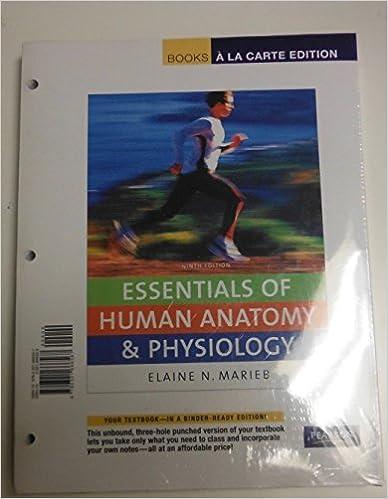 Amazon.com: Books a la Carte Plus for Essentials of Human Anatomy ...