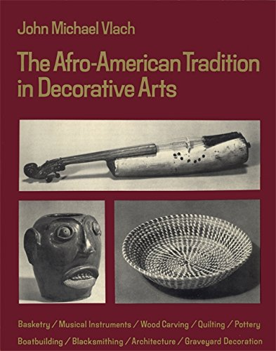 Search : The Afro-American Tradition in Decorative Arts (Brown Thrasher Books Ser.)
