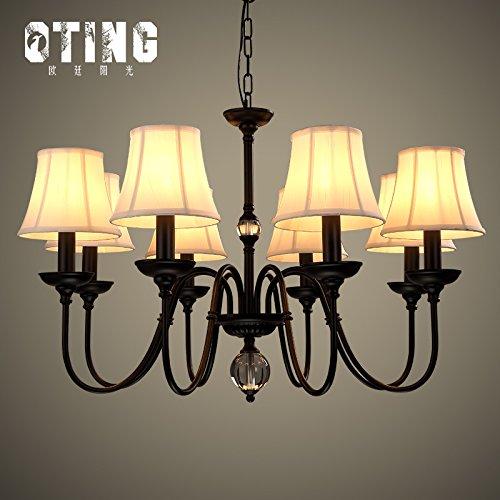 Leihongthebox man Pendant Ceiling Lighting lighting fabrics in Europe retro lamps light Pendant Ceiling Lighting ,9257cm