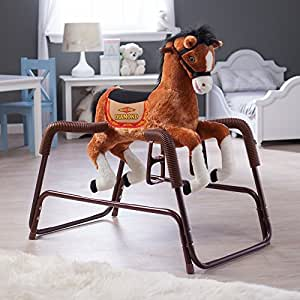 Rockin' Rider Diamond the Talking Spring Horse