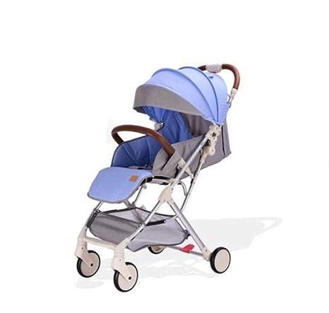FDGHFGH - Carrito de bebé con 4 Ruedas para Cochecito de ...